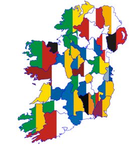 GAA County Colours