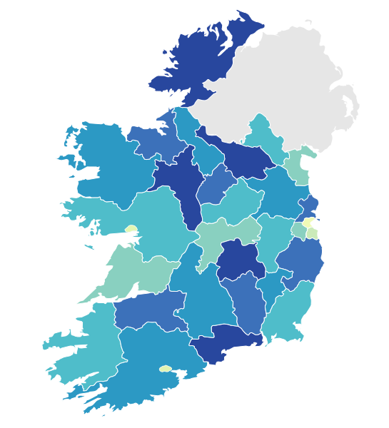 Irelands Local Authorities